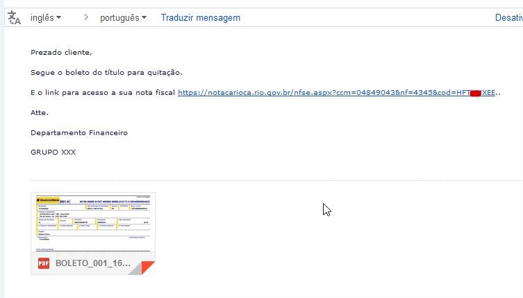 Email nfse carioca